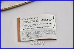 Electro-Polished Parker 51 vintage fountain pen/pencil set, xt rollerball pen