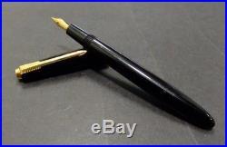 Job Lot Nine Vintage Parker Fountain Pens Various Models