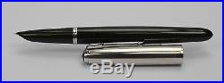 PARKER 51 Special Forest Green & Chrome Vintage Fountain Pen USA 1950's NICE