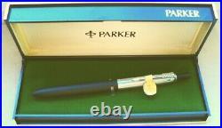 PARKER VINTAGE JOTTER 4 COLOR BALL POINT PENGERMANY MADE, in ORIGINAL BOX