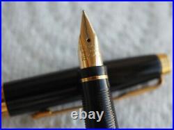 Parker 75 3 stylos plume vintage fountain pen