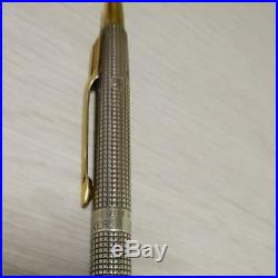 Parker 75 Spanish Treasure Bollpoint Pen Vintage Collection Sterling Silver Rare