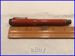 Parker Duofold Fountain Pen Vintage Canada Fully Functional