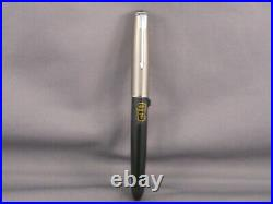 Parker Vintage 51 Demi Black Fountain Pen works-fine-new old stock