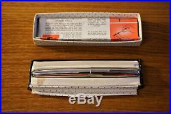 Rare Vintage 1957  Parker 51 Aerometric Insignia (renamed from Signet) Pen
