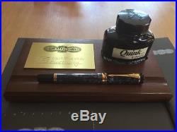 Rare vintage PARKER Duofold Fountain Pen PRESENTATION BOXED SET