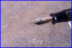 Vintage 1945 Golden Pearl Parker Vacumatic Fountain Pen & Pencil, Restored