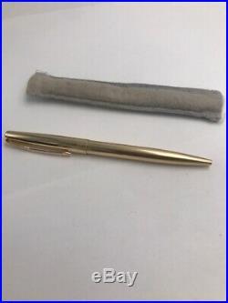 VINTAGE PARKER 14K SOLID GOLD PEN (aml-css) (PBR024845)