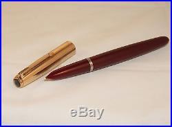 vintage parker 51 custom mk1 series 3 fountain pen