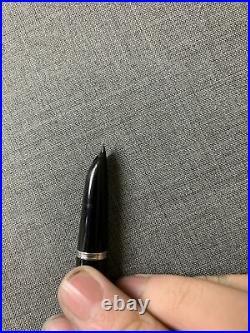VINTAGE PARKER 51 VACUMATIC Fountain Pen SMOOTH 14K NIB FULLY RESTORED
