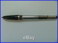 Vintage 1948 Parker 51 Fountain Pen Gold Filled Aeromatic