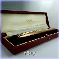 Vintage 9 carat Gold Parker 61 Presidential Fountain Pen