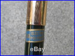 Vintage Early 1950's Parker 51 Forest Green Fountain Pen