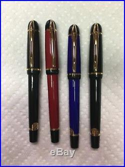 Vintage Lot of 20 Pens Parker, Waterman, Shaeffer, Monte Verde NEW OLD STOCK
