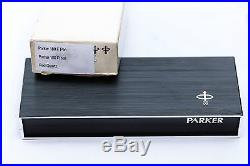 Vintage MINT- PARKER 180 New Old Stock Fountain Pen & Roller Ball 1981