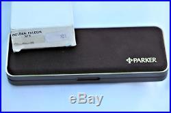 Vintage MINT- PARKER 50 FALCON SIGNET New Old Stock Fountain Pen & B'point