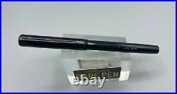 Vintage PARKER 18 Lucky Curve Fountain Pen Eyedropper #2 Keyhole FLEX Nib