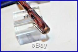 Vintage Parker 1932-36 Fountain Pen Depression Era Thrift Time Button Filling