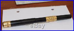 Vintage Parker 42 1/2 BCHR Eyedropper Fountain Pen #3 Lucky Curve Nib