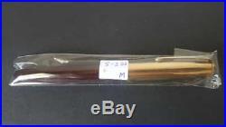 Vintage Parker 51 Aerometric Burgundy Colour Fountain Pen (S292)
