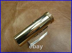 Vintage Parker Pen Lipstick Holder Employee Perk Rare Item From Janesville Plant