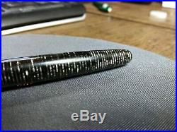 Vintage Parker Vacumatic Fountain Pen Gold Nib C. E. O's. Parker