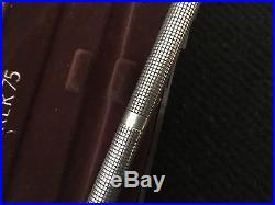 Vintage Sterling Silver, Cisele Parker 75 Ball Point Pen, c1970 NOS