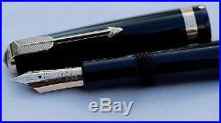 Vintage Super PARKER MAXIMA DUOFOLD Aerometric Fountain Pen C1956