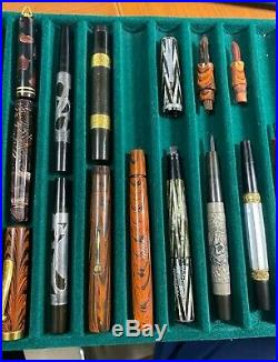Vintage WATERMAN WAHL PARKER Fountain Pen PARTS SOLD AS LOT ONLY HUGE THROVE