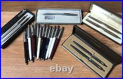 Vintage parker, cross, & Other pen and pencil Huge lot